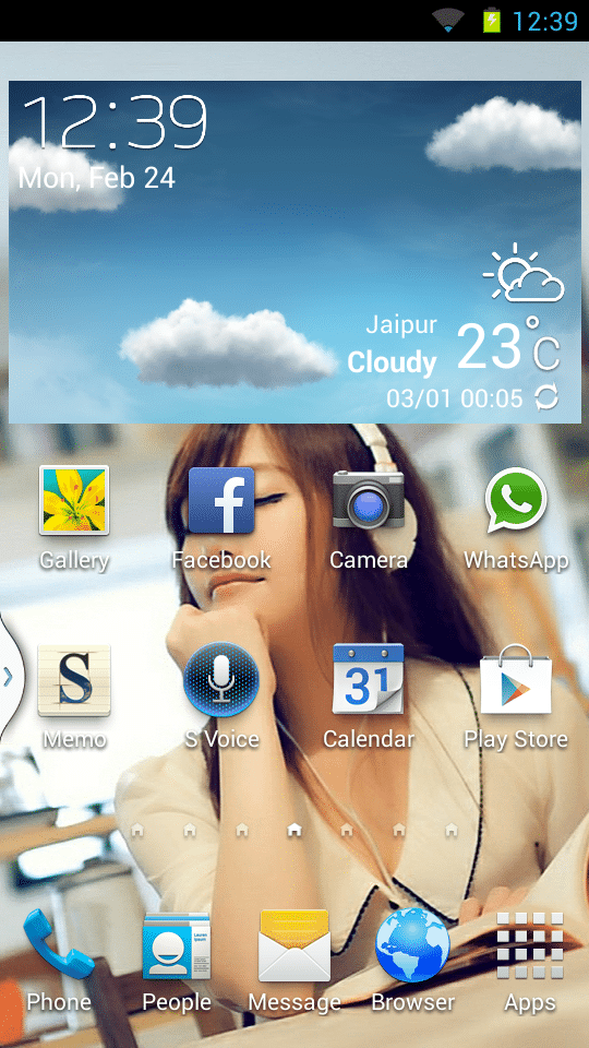 {Custom ROM} Stan 1.0 for Micromax A114 Canvas 2.2 - Galaxy S4 Styled 8
