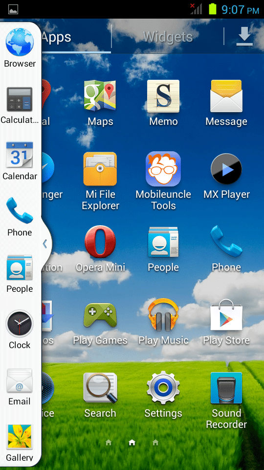 Fusion ROM for Micromax A114 Canvas 2.2 - Galaxy S4 Styled (Stable) 1