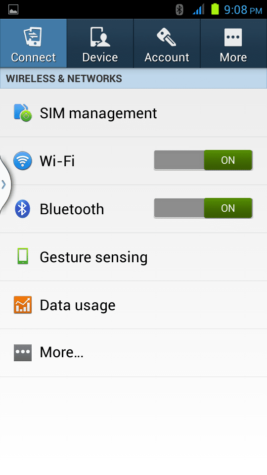 Fusion ROM for Micromax A114 Canvas 2.2 - Galaxy S4 Styled (Stable) 10