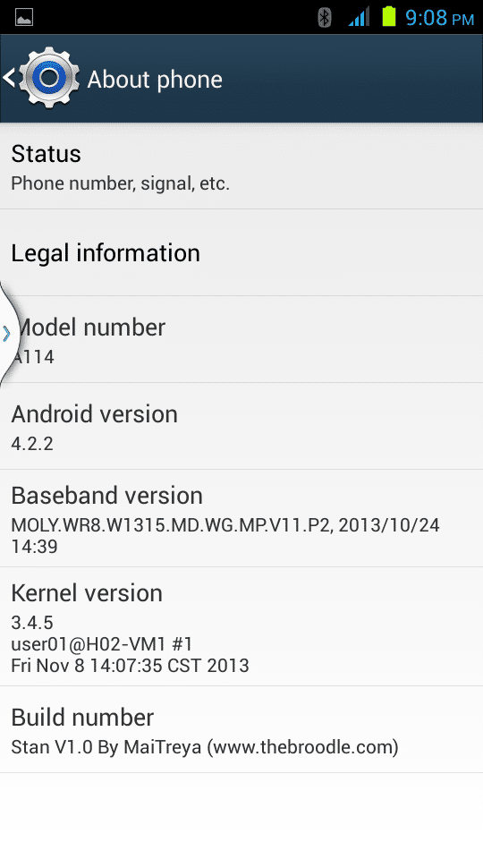 {Custom ROM} Stan 1.0 for Micromax A114 Canvas 2.2 - Galaxy S4 Styled 4