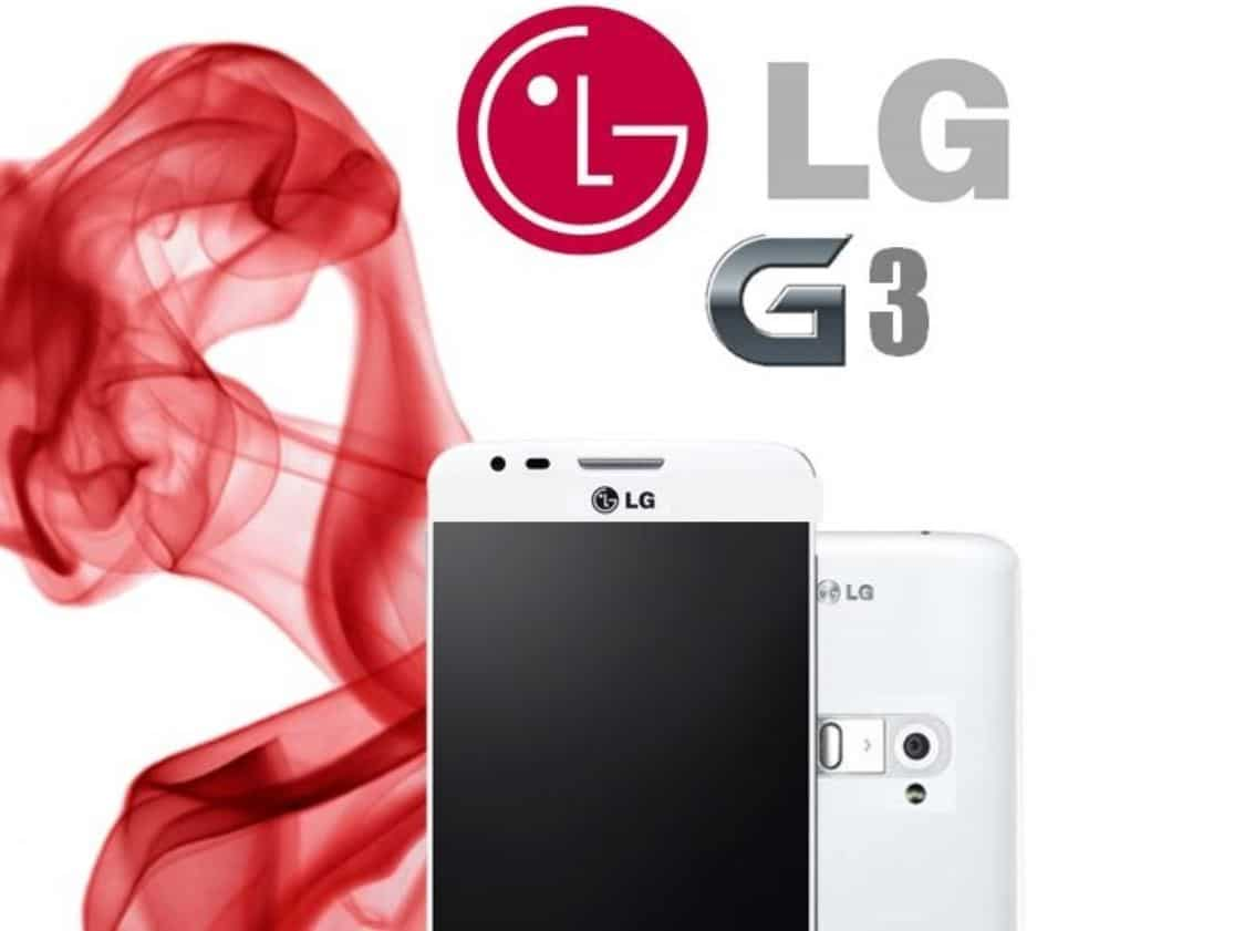 LG G3 Concept Look