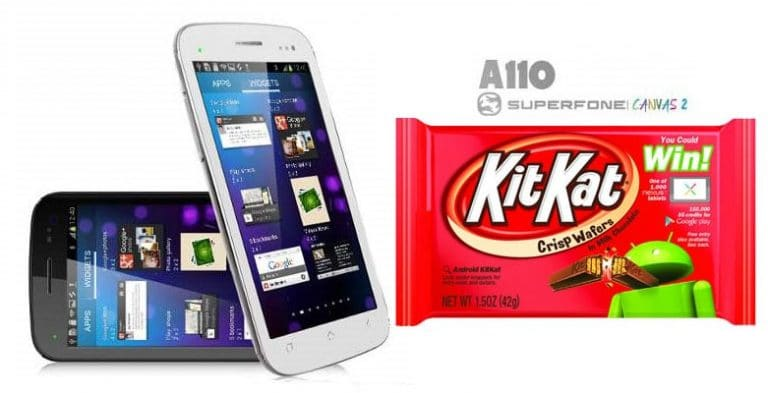 Kitkat Rom for Micromax Canvas 2 A110 (Android 4 4 Kitkat UI Rom)