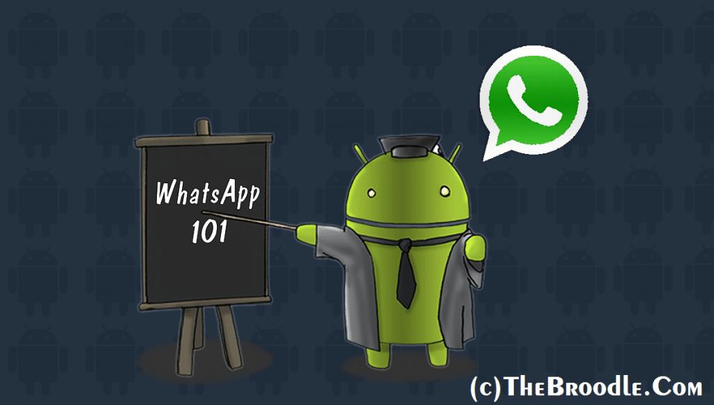 WhatsApp 101 Tricks and Hacks