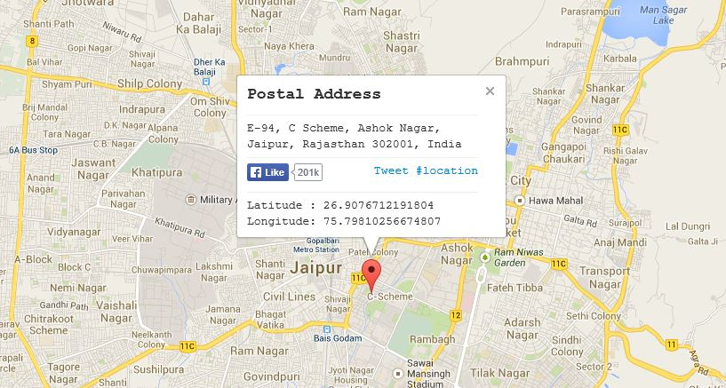 How to Find Postal Zip Code of any Location with Google Maps Zip Code Map Mo on