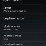 aosp kitkat rom for micromax a106 unite 2, AOSP Kitkat Rom for Micromax A106 Unite 2 (CleanKat Android 4.4.2 ROM)