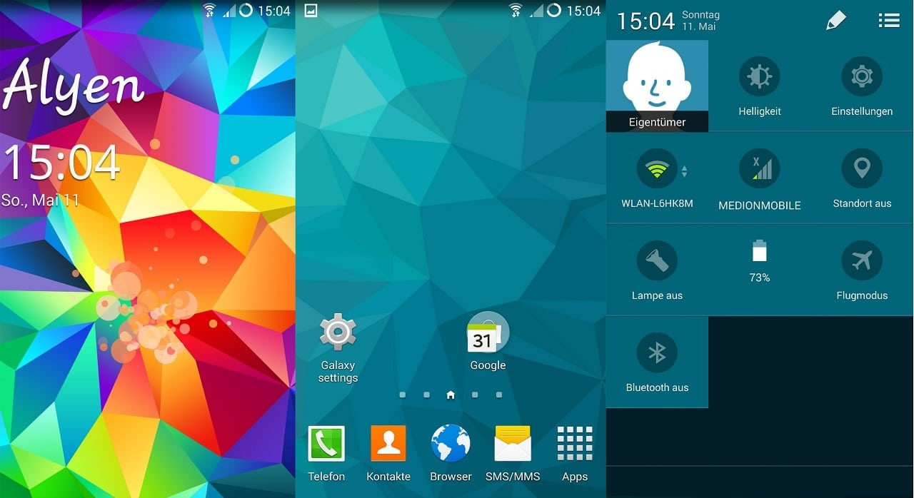 Galaxy S5 ROM For Micromax A114 Canvas 2 2 (Cyclone S5 Custom ROM)