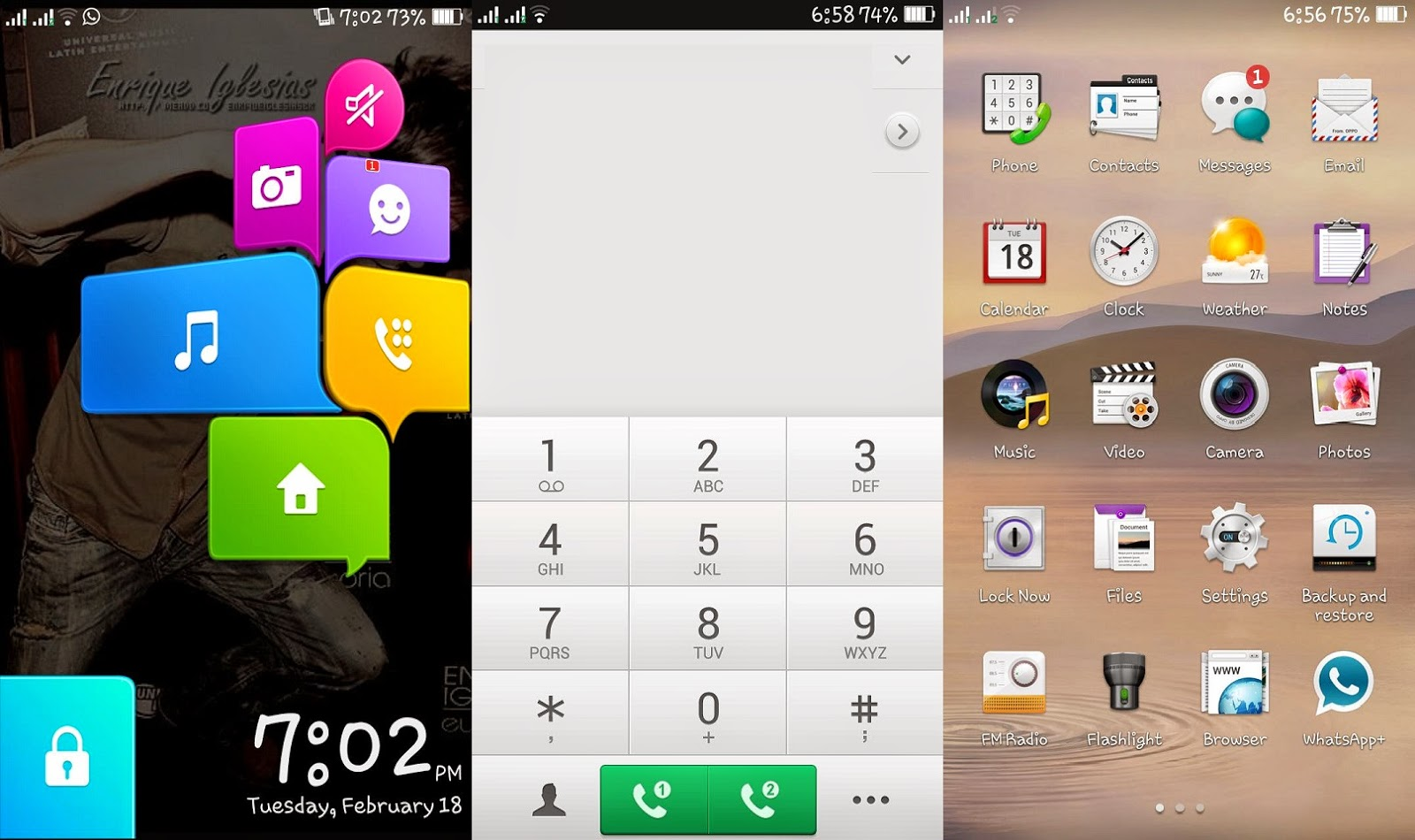 Color OS Rom for Micromax A114 Canvas 2.2