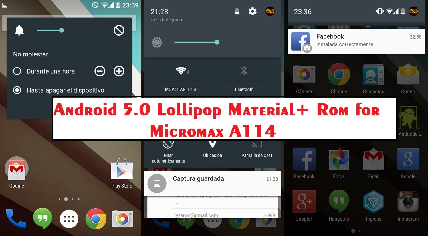 android 5.0 lollipop rom download zip