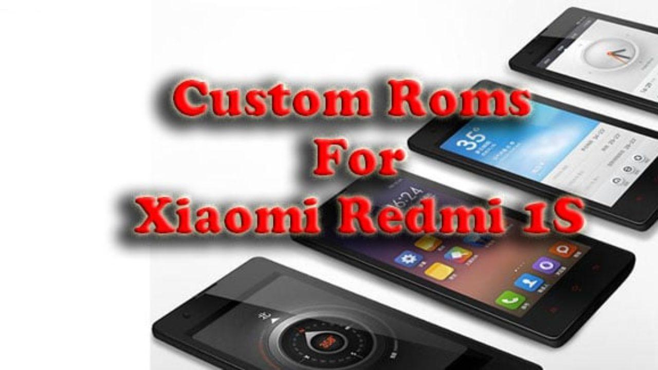 Mi Xperia Rom for Xiaomi Redmi 1S (Xperia UI Custom ROM)