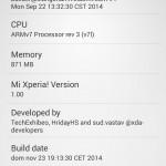 xperia rom for xiaomi redmi 1s, Mi Xperia Rom for Xiaomi Redmi 1S (Xperia UI Custom ROM)