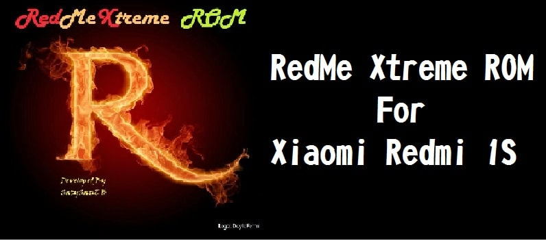 Android 5 0 Lollipop For Xiaomi Redmi 1S (RedMe Xtreme ROM)