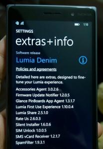 features denim update