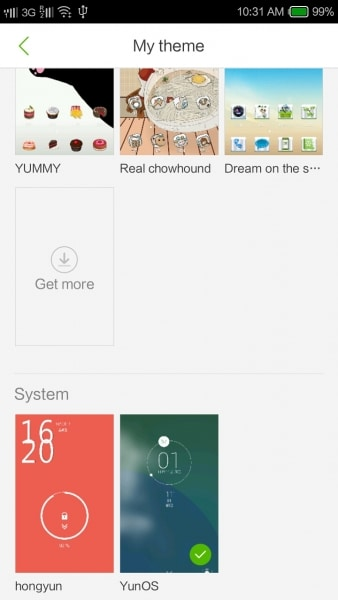 Yun OS 3.0.3 Stable Kitkat Rom For Xiaomi Redmi 1S 11