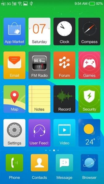 Yun OS 3.0.3 Stable Kitkat Rom For Xiaomi Redmi 1S 2