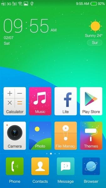 Yun OS 3.0.3 Stable Kitkat Rom For Xiaomi Redmi 1S 3