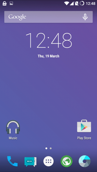 cm12 for xiaomi mi redmi 1s, CM12 Android 5.0 Lollipop For Xiaomi Mi Redmi 1S