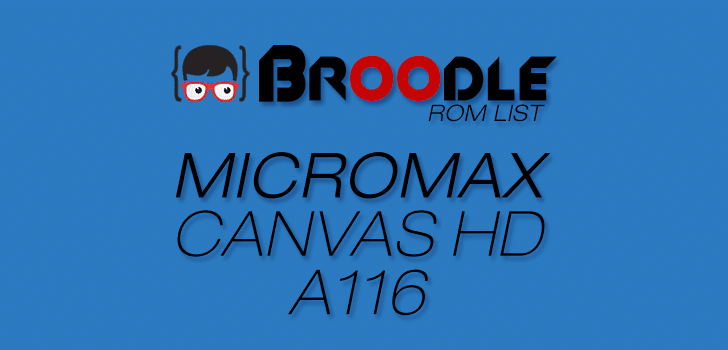 Custom Rom For Micromax A116