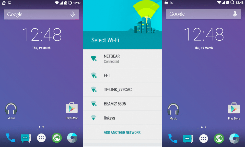 CM12.1 Android 5.1 Lollipop ROM For Xiaomi Redmi 1S