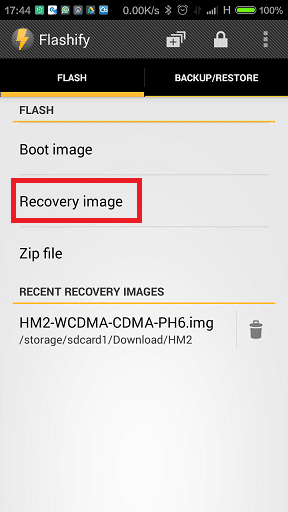 How to Install TWRP Recovery in Xiaomi Redmi 2 (Tutorial) 1