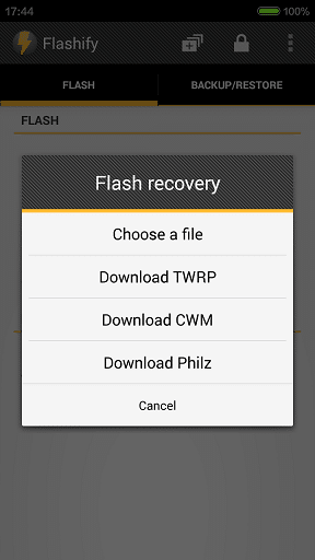 How to Install TWRP Recovery in Xiaomi Redmi 2 (Tutorial) 2
