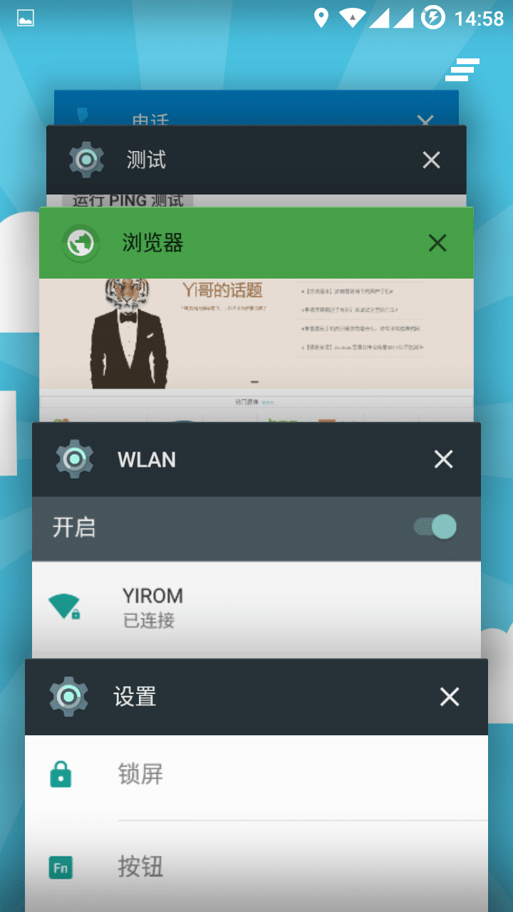 MoKee Android 5.0 Lollipop ROM For Xiaomi Mi Redmi 1S 1