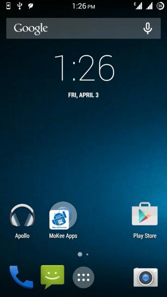 Mokee Android 4.4 Kitkat ROM For Xiaomi Redmi 2 2