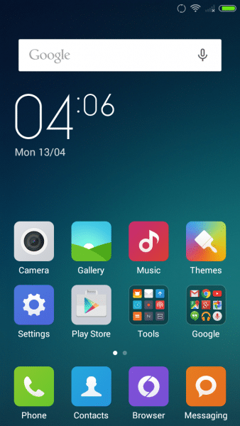 official miui 6 for xiaomi redmi 1s, Official MIUI 6 Beta Rom For Xiaomi Redmi 1S