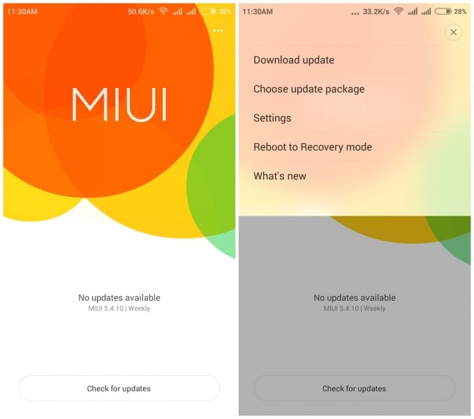 Official MIUI 6 Beta Rom For Xiaomi Redmi 1S