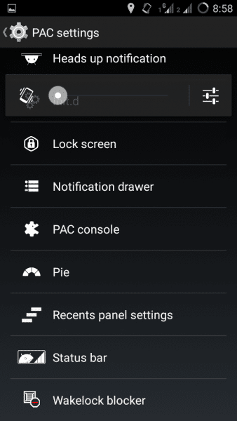 PAC-Man Rom For Xiaomi Redmi 2 (Stable Custom ROM) 6