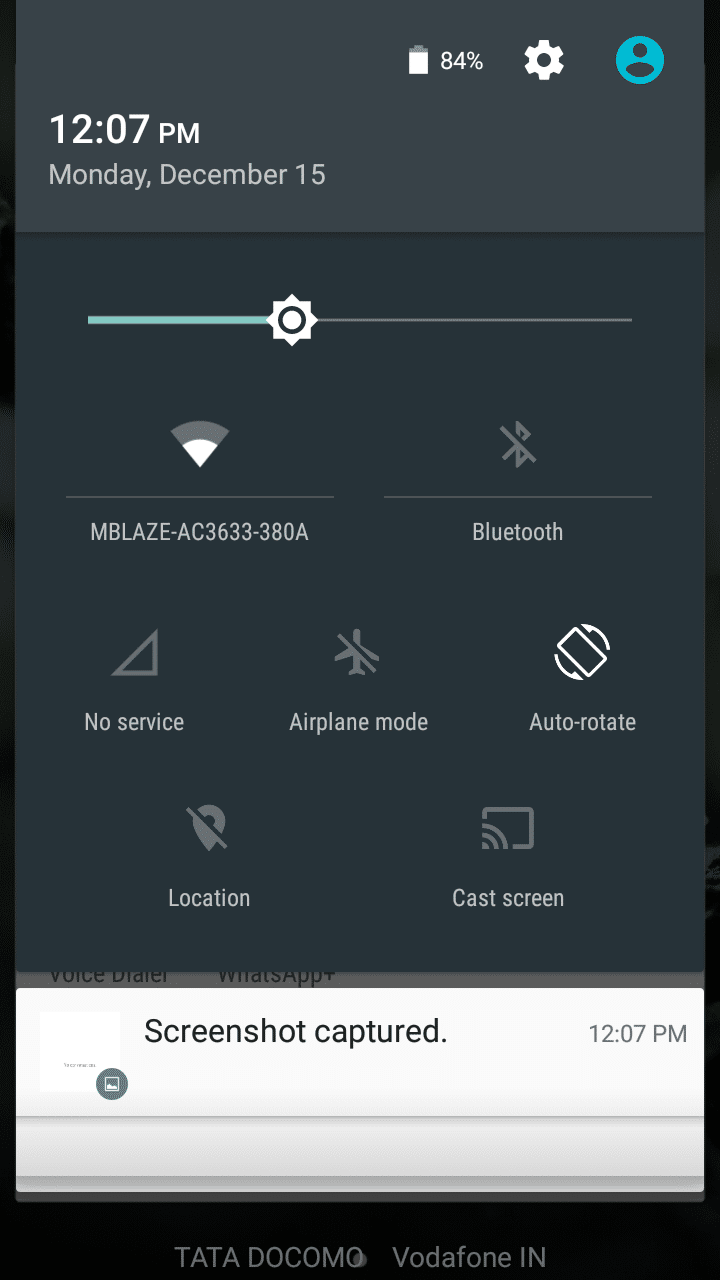 CM12 Android 5.0 Lollipop For Micromax Canvas HD A116 5