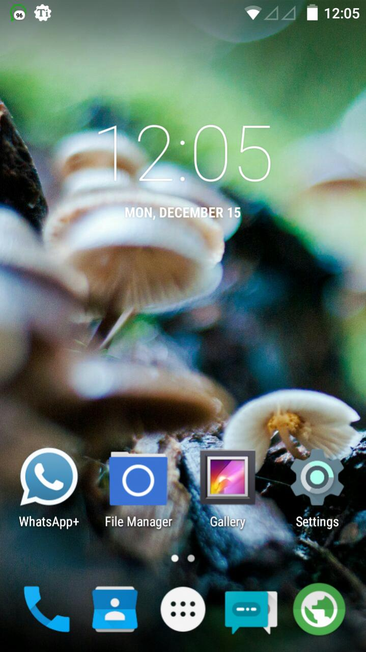CM12 Android 5.0 Lollipop For Micromax Canvas HD A116 6
