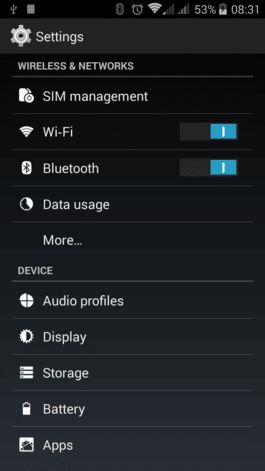 AOSP Android 4.4.2 Kitkat For Micromax Canvas HD A116 (Stable ROM) 1