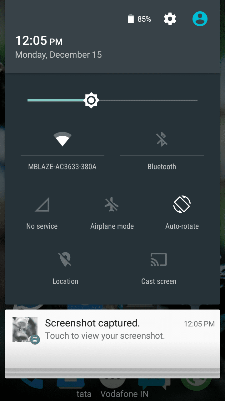 CM12 Android 5.0 Lollipop For Micromax Canvas HD A116 8