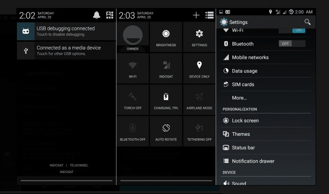 crDroid Rom for Xiaomi Redmi 2 (Android 4.4.4 Kitkat ROM) 2