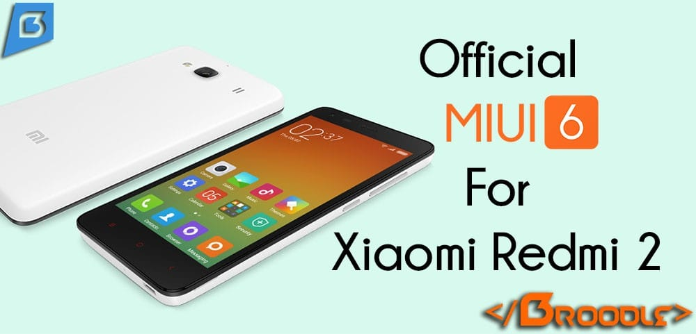 Install Latest Official MIUI 6 in Xiaomi Redmi 2 {How To}