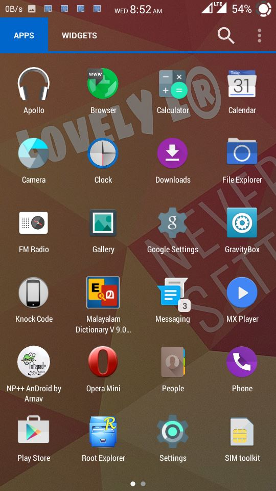 Android 5.0 Lollipop Themed Rom for Micromax A114 Canvas 2.2