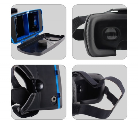 Zebronics Launches an Ultra Cheap Virtual Reality Headset for Rs. 1600 1