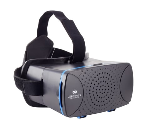 Zebronics Launches an Ultra Cheap Virtual Reality Headset for Rs. 1600 4