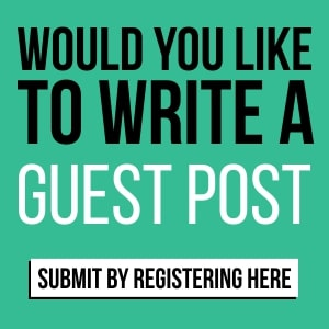 Submit your Guest Post Here!