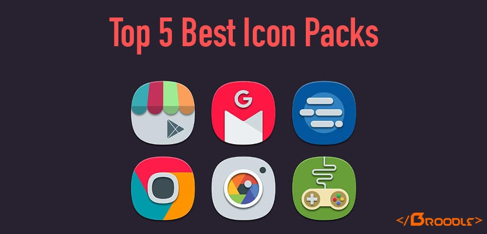Top 5 Best Free Icon Packs for OnePlus 3 & 3T & How to Apply