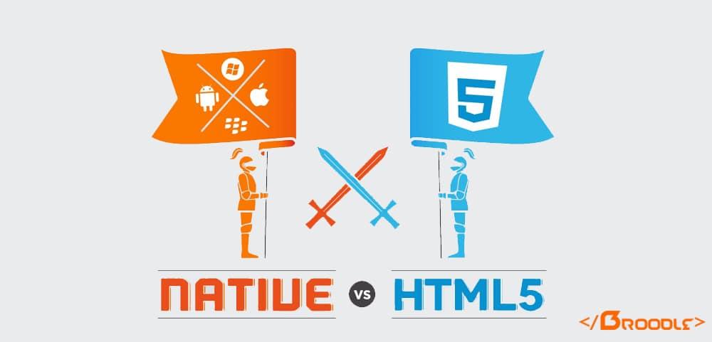 Native Apps vs HTML 5 Apps
