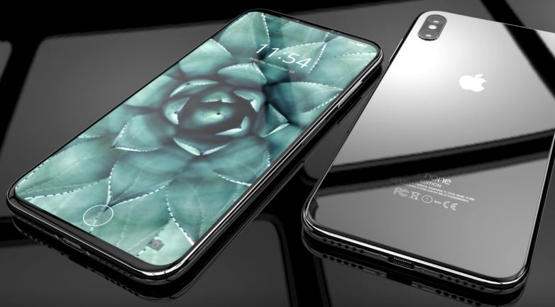 iPhone 8 to be Borderless with Infrared Face Recognition - Apple's Official Firmware Leak 1