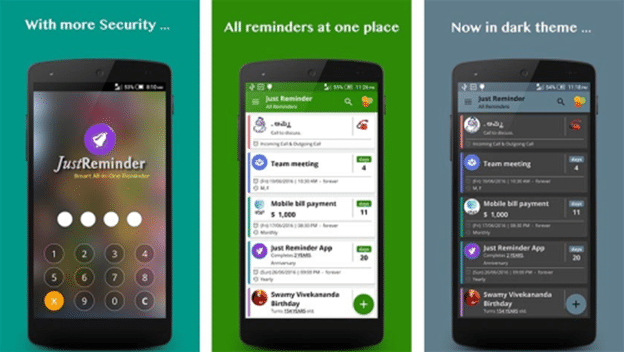 10 Best Free Reminder and To Do List Apps for Android Smartphones 8