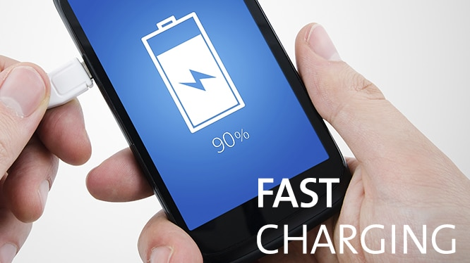 Why Does the Android Phone Charge Faster than the iPhone? 1