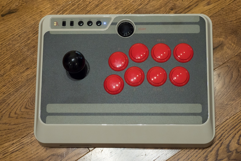 Guide To 8bitdo's Big and Beautiful NES 30 Arcade Stick for Gamers 1