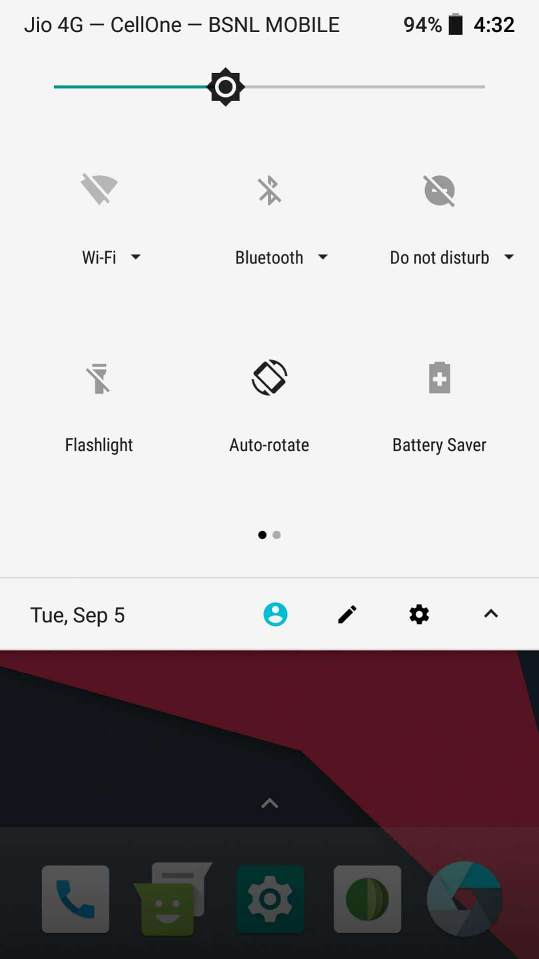 Android 8.0 Oreo for Xiaomi Redmi Note 4 (Lineage OS 15.0) 5