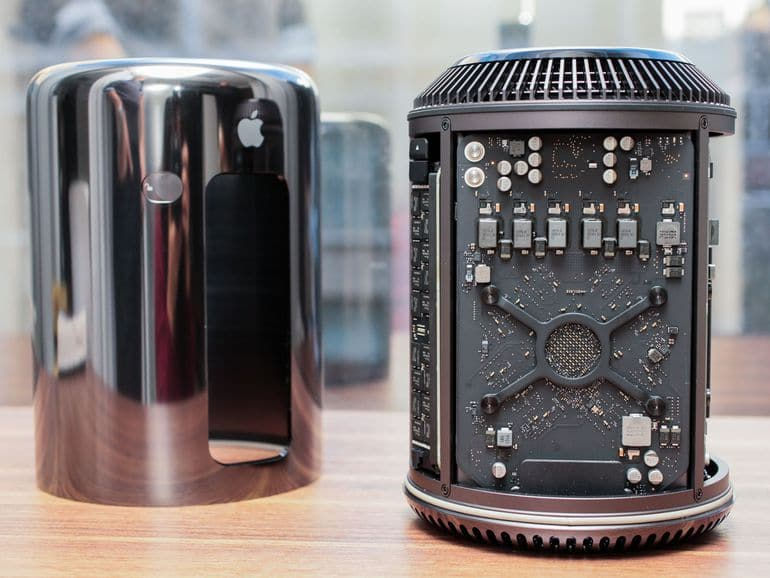 Apple Mac Pro Inside