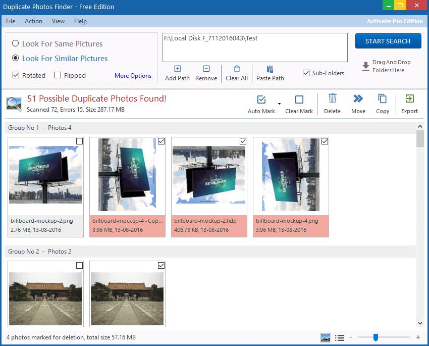 duplicatephotosfinder
