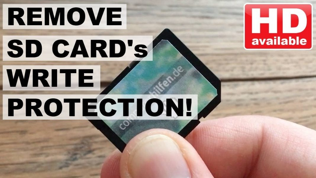 5 Methods on How to Remove Write Protection from SD Cards