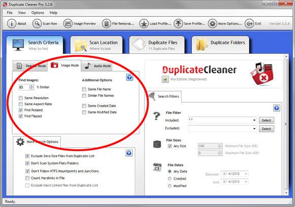DuplicateCleaner